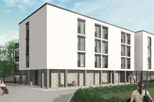 Pflegeheim Oberursel | Wir vermitteln Pflegeapartments | pflegeobjekt.de