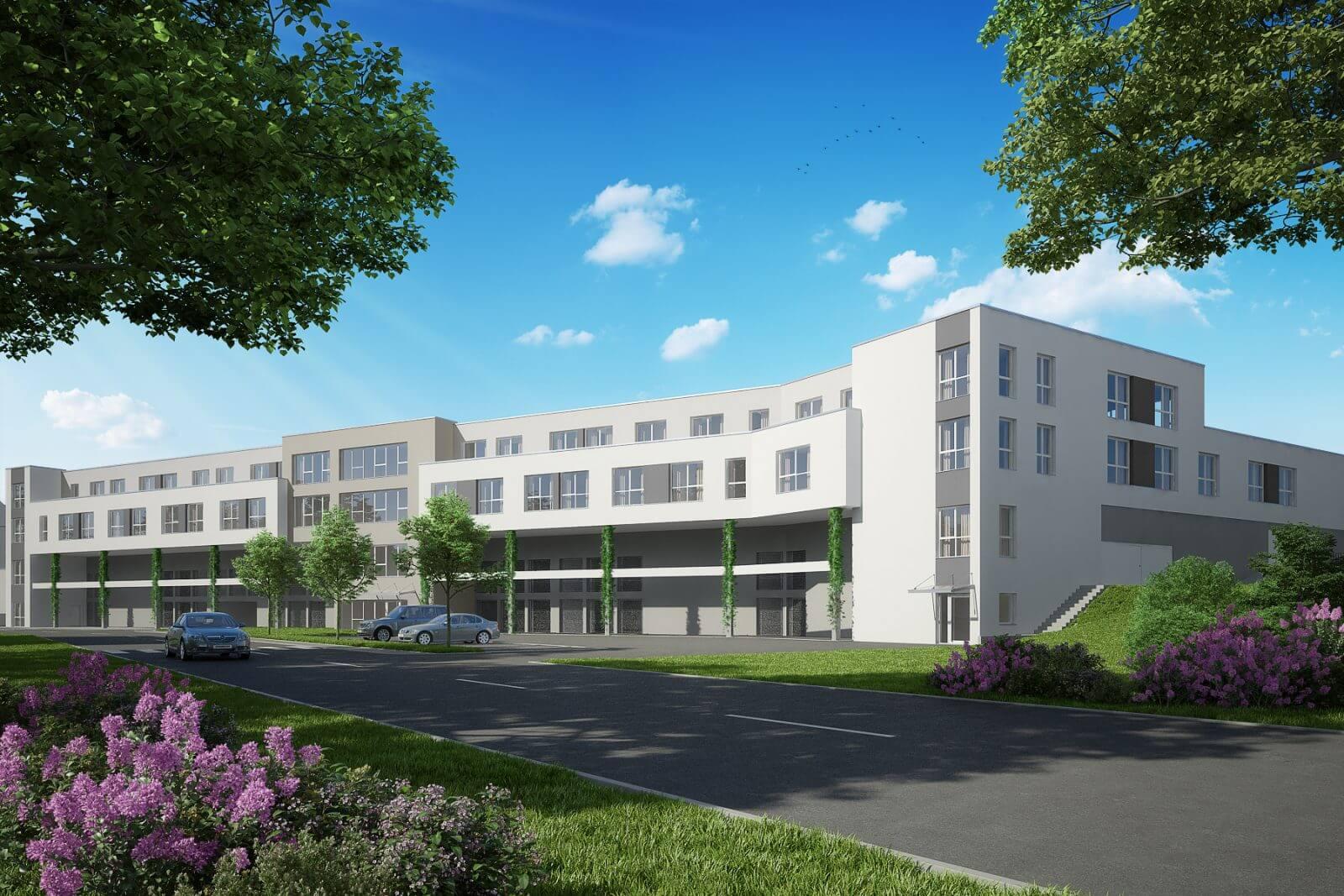 Pflegezentrum Prüm