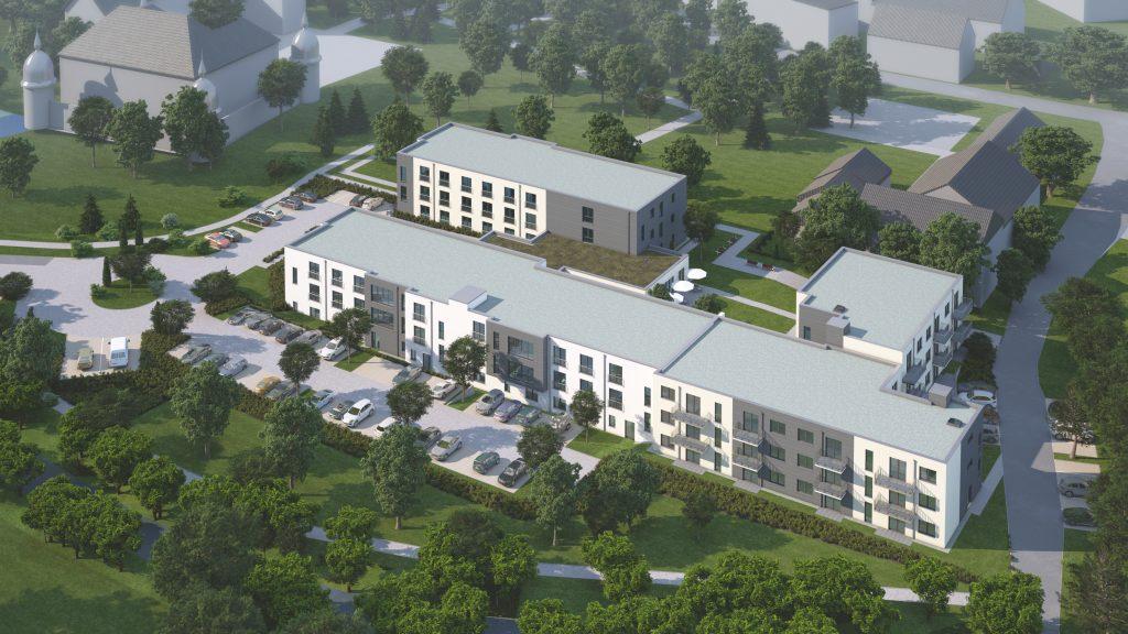 Seniorenquartier Nörvenich | Wir vermitteln Pflegeapartments | pflegeobjekt.de