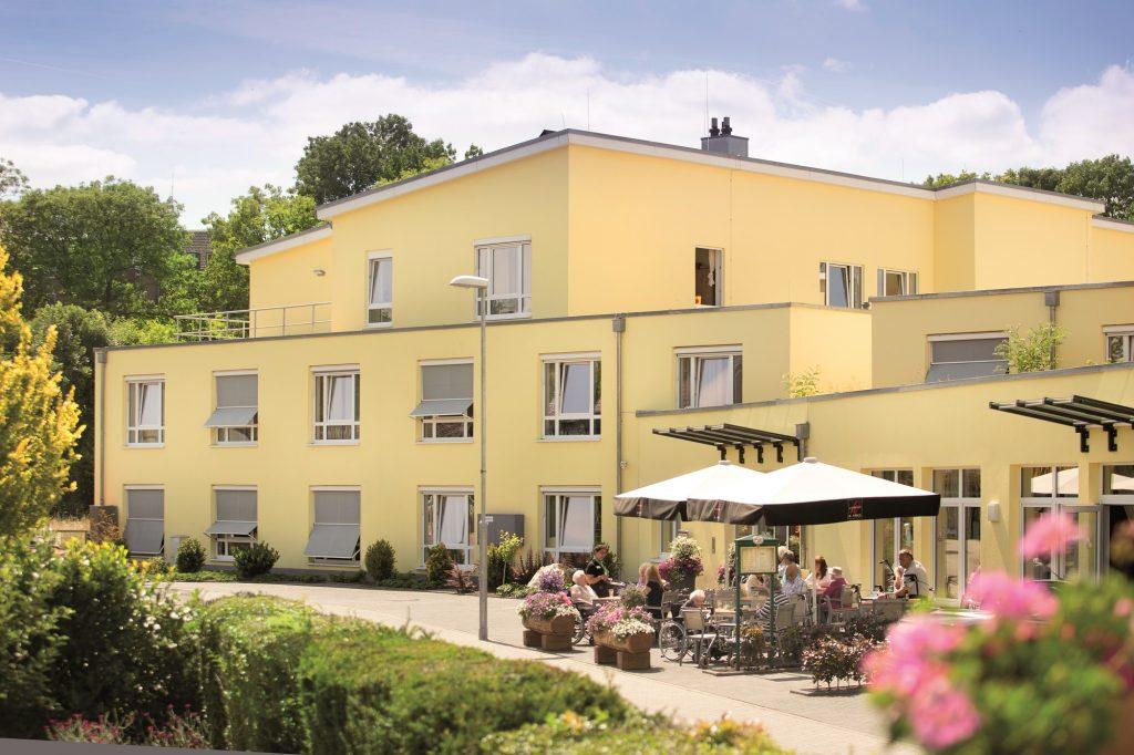 Seniorenquartier Linnich | Wir vermitteln Pflegeapartments | pflegeobjekt.de