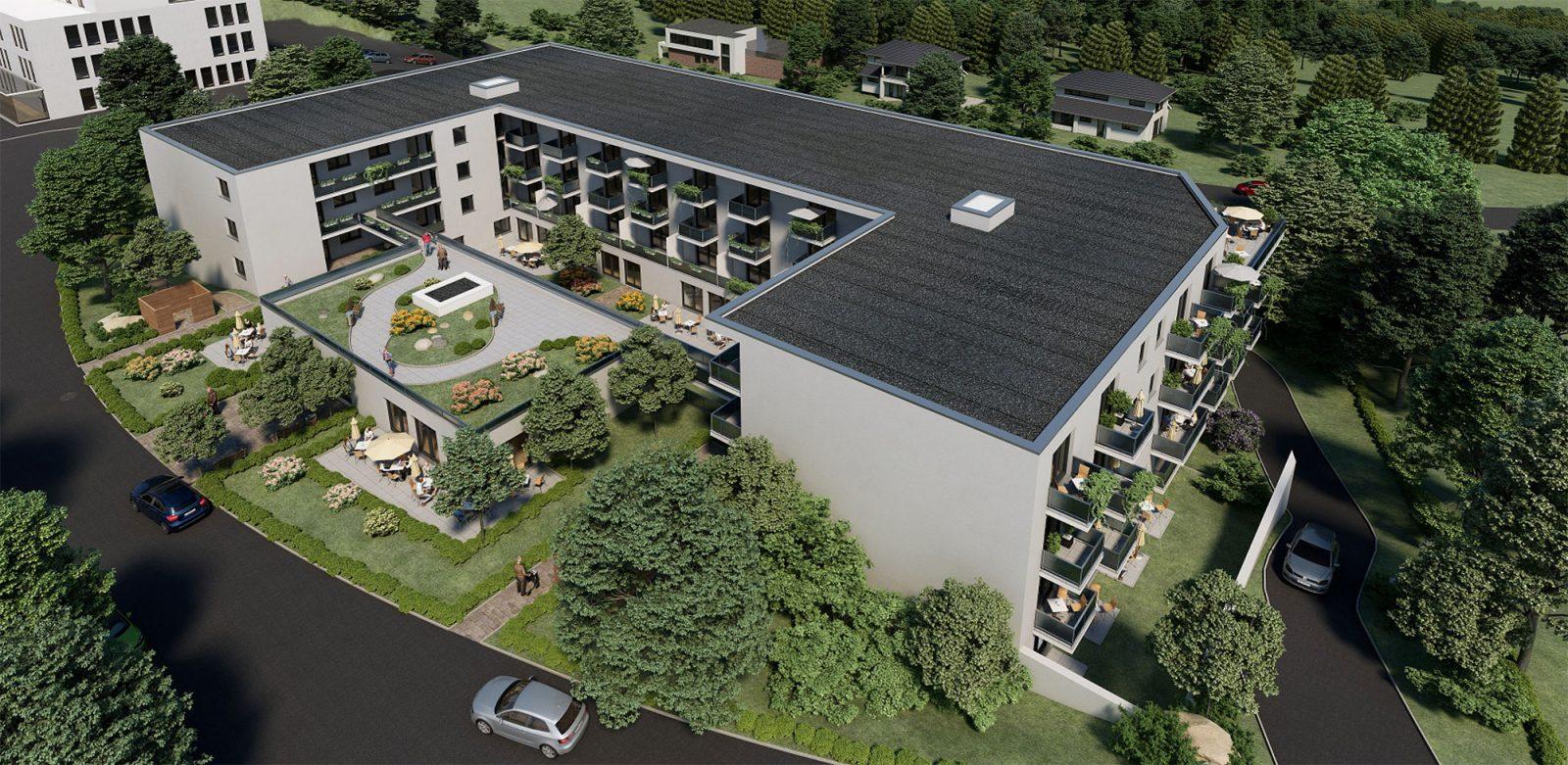 Wohnpark für Senioren, Bad Bergzabern