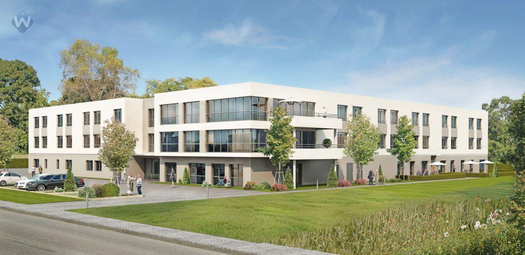 Seniorenzentrum Kassel-Calden | Wir vermitteln Pflegeimmobilien | pflegeobjekt.de