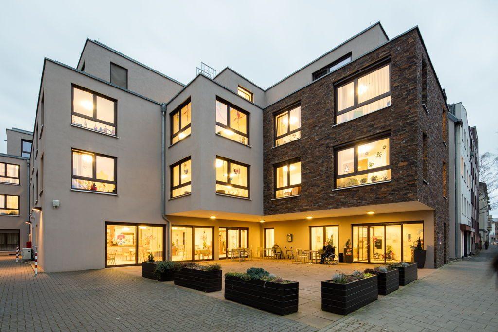 Seniorenquartier am Holzbendenpark Düren | Wir vermitteln Pflegeapartments | pflegeobjekt.de