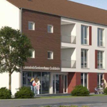 GemeindeSeniorenhaus Crailsheim | Wir vermitteln Pflegeapartments | pflegeobjekt.de