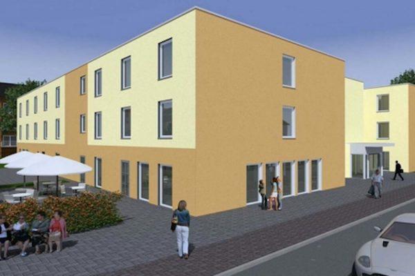 Küpper-Carree in Hiesfeld | Wir vermitteln Pflegeapartments | pflegeobjekt.de