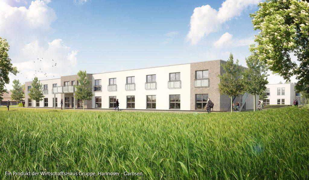 Seniorenpark Mandelsloh | Wir vermitteln Pflegeapartments | pflegeobjekt.de