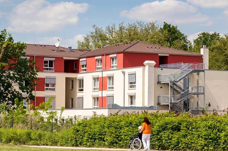 Seniorenresidenz Bünde | Wir vermitteln Pflegeapartments | pflegeobjekt.de