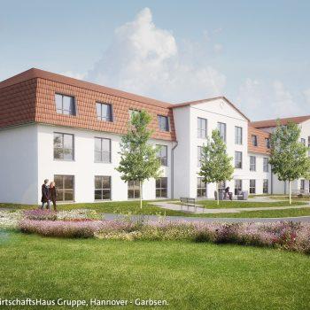 Seniorenzentrum Porta Westfalica | Wir vermitteln Pflegeapartements | pflegeobjekt.de