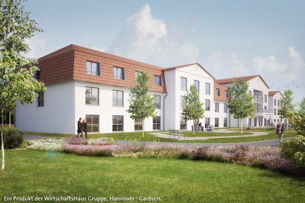 Seniorenzentrum Porta Westfalica | Wir vermitteln Pflegeapartments | pflegeobjekt.de