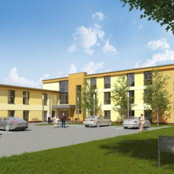 Seniorenpflegeheim Ranstadt | Wir vermitteln Pflegeapartments | pflegeobjekt.de
