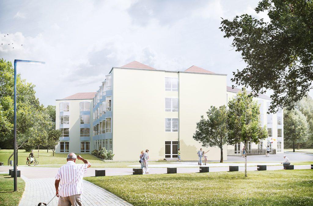 Seniorenpflegeheim Salzgitter-Bad | Wir vermitteln Pflegeapartments | pflegeobjekt.de