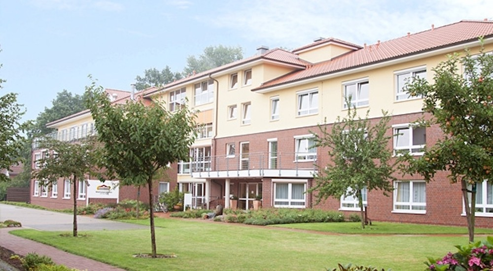 Seniorenpflegeheim Hainfelder Hof Stelle
