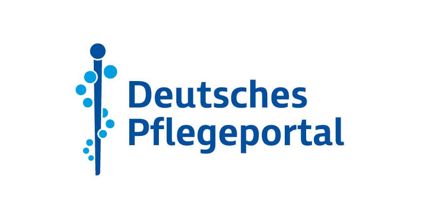 logo deutsches pflege portal